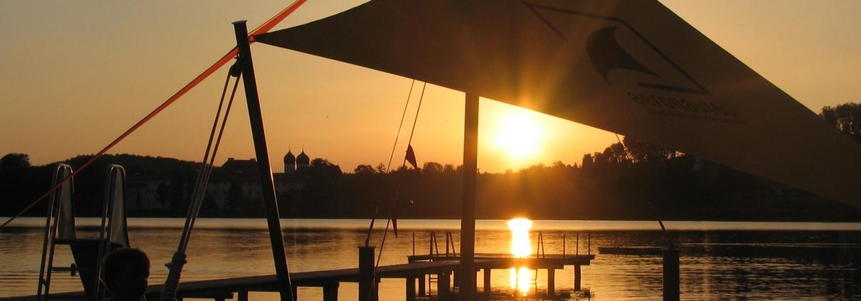 aerosun® 180 3-Punkt-Sonnensegel | wasserdicht & sturmsicher