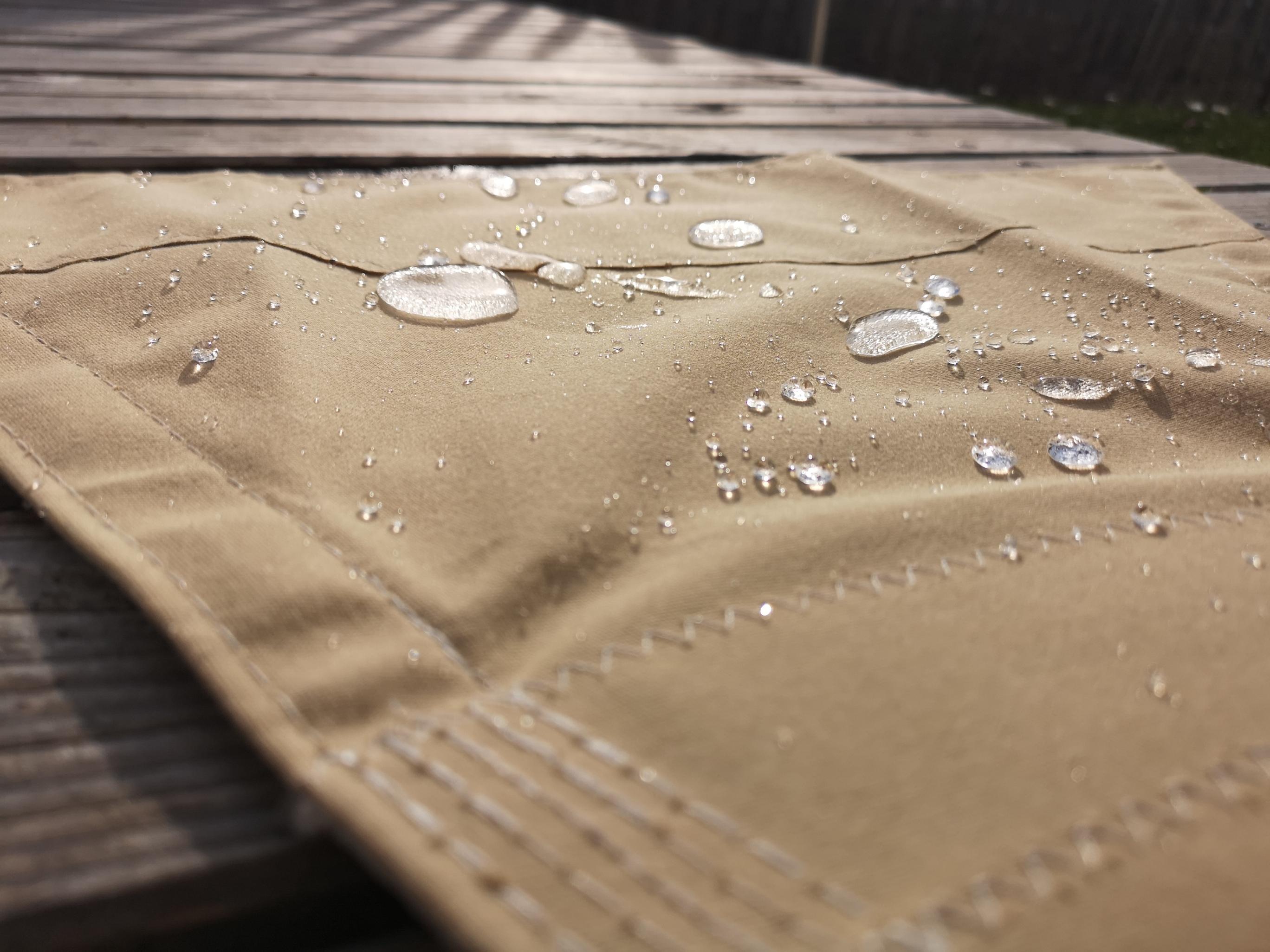 Sonnensegel wasserdicht