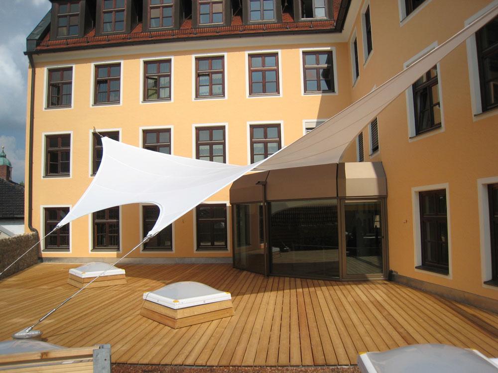 aerosun® 365 6-Punkt Loungesegel, Sonnensegel, Überdachung